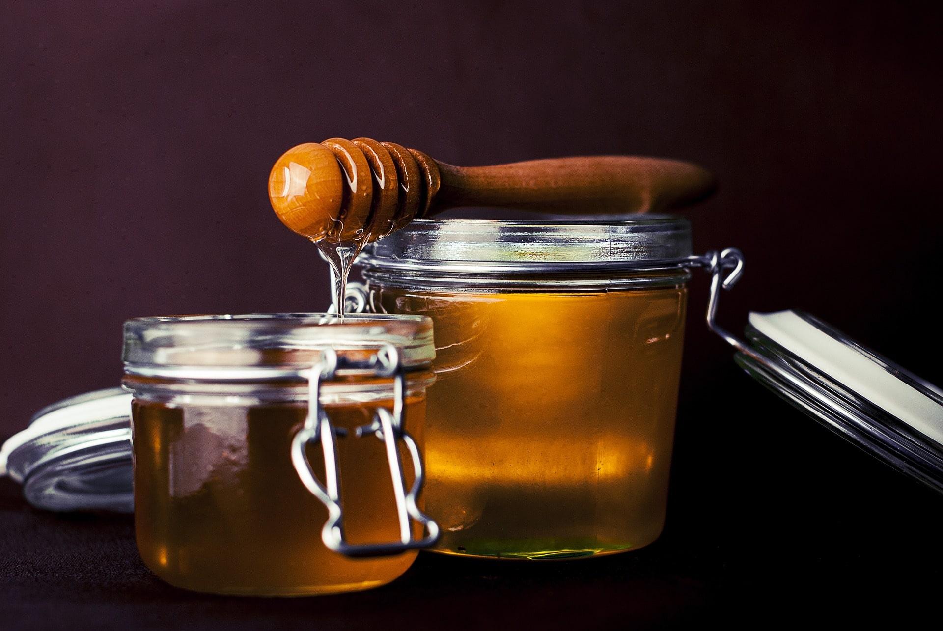 Honig als beliebtes Hausmittel
