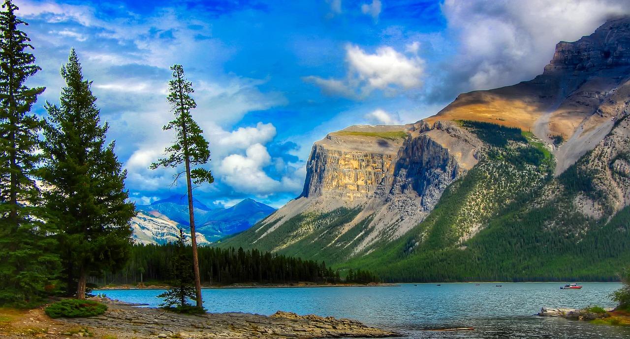 Kanada bietet zahlreiche Seen