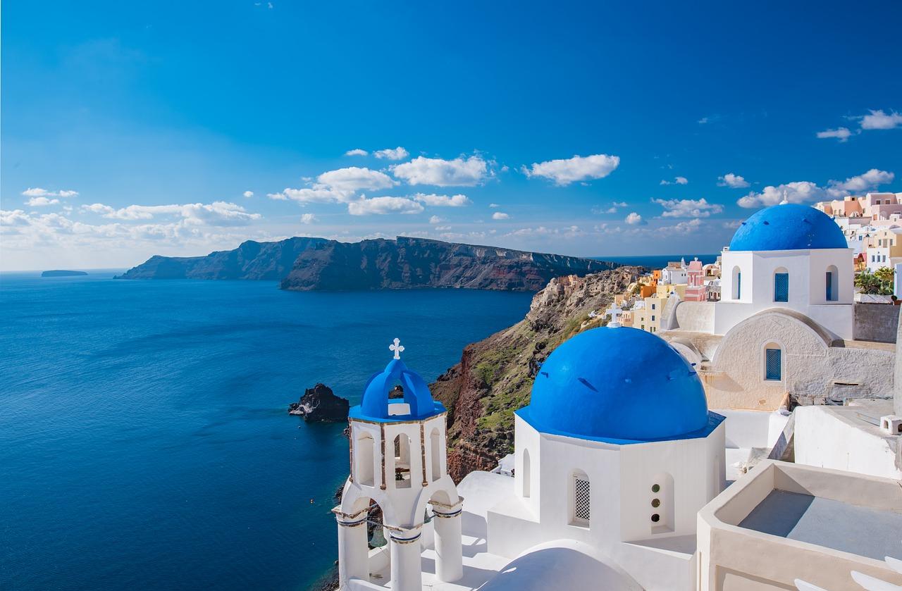 Griechenland bietet sich für einen Hunderulaub nur bedingt an.